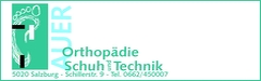 Orthopädie Schuh Technik Auer